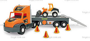 Машина «Super Tech Truck» с бульдозером, 36720