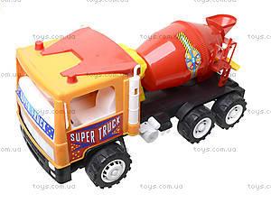 Машина Супер Трак «Бетономешалка», 14-005-1, фото
