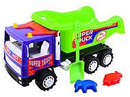 Детская машина «Супер Трак», 14-001-90, отзывы