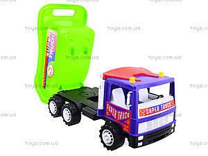 Детская машина «Супер Трак», 14-001-90, фото