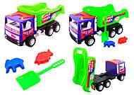 Детская машина «Супер Трак», 14-001-90, купить