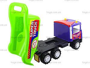 Детская машина «Супер Трак», 14-001-90, игрушки