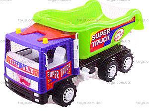 Детская машина «Супер Трак», 14-001-90, магазин игрушек