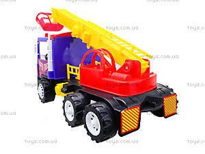 Игрушечная пожарная машина «Супер Трак», 14-004-1, отзывы