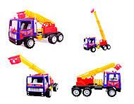 Игрушечная пожарная машина «Супер Трак», 14-004-1