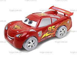 Машина «Тачки», со светом, WD95-31A, цена