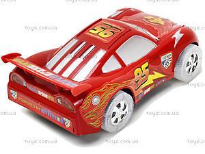 Машина «Тачки», со светом, WD95-31A, игрушки