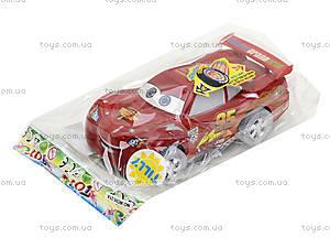 Машина «Тачки», со светом, WD95-31A, детские игрушки