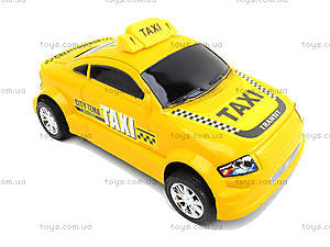 Инерционная машина Taxi Sity Tema, 902, фото