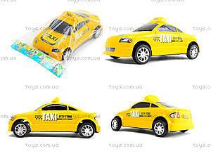 Инерционная машина Taxi Sity Tema, 902