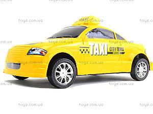 Инерционная машина Taxi Sity Tema, 902, детские игрушки