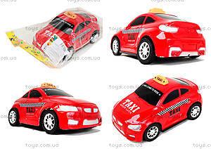 Маленькая машина «Такси», 651