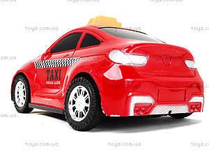 Маленькая машина «Такси», 651, игрушки