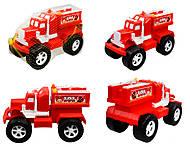 Пожарная машинка «Трак», 5159, отзывы