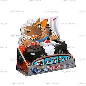 Машина-трансформер «Полицейская собака», XD-782