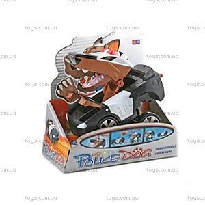 Машина-трансформер «Полицейская собака», XD-782, купить