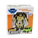 "Машина-трансформер ""Tobot mini D"", 238D"