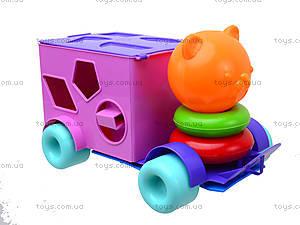 Детская машина «Тигренокроз», 39177, купить