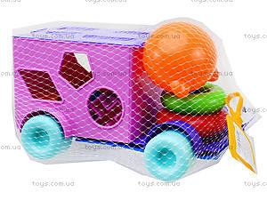 Детская машина «Тигренокроз», 39177, фото