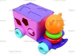 Детская машина «Тигренокроз», 39177, отзывы