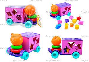 Детская машина «Тигренокроз», 39177
