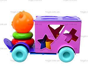 Детская машина «Тигренокроз», 39177, цена