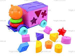 Детская машина «Тигренок», 39177, игрушки