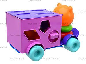 Детская машина «Тигренокроз», 39177, детские игрушки