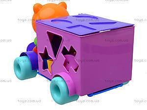 Детская машина «Тигренок», 39177, магазин игрушек