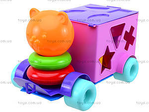 Детская машина «Тигренок», 39177, toys.com.ua