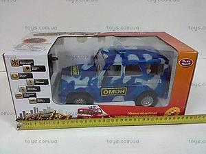 Машина УАЗ-Омон на радиоуправлнии, 9126-6