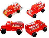 Военная машинка пожарная, 5163, отзывы