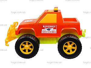 Джип «Везунчик», 5156, детские игрушки