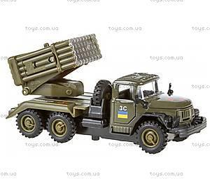 Машина военная ЗИЛ 131 «Град», CT10-001-M-1