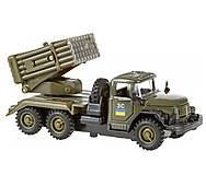 Машина военная ЗИЛ 131 «Град», CT10-001-M-1, отзывы
