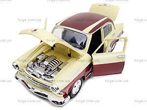 Машина Волга-21 «Ретро-автопарк», 9620-B, цена