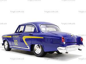 Милицейская машина Волга «Ретро-автопарк», 9620-E, toys