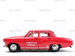 Машинка Волга «Ретро-автопарк» со световыми эффектами, 9620-F, toys.com.ua