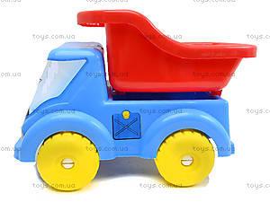 Машина-самосвал «Бегемот» с пасками, , игрушки