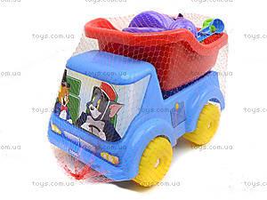 Машина-самосвал «Бегемот» с пасками, , детские игрушки