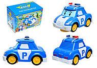 Игрушечная машина «Робокар Полли», XZ-200, купить