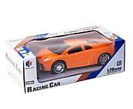 Машина игрушечная на радиоуправлении Lamborghini оранжевая, 372, отзывы