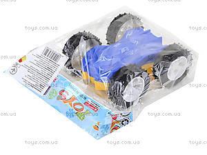 Игрушечная машинка «Перевертыш», 095-1, детские игрушки