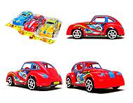 Машина игрушечная для детей, 618-1, отзывы