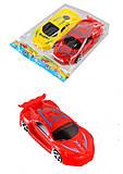 Машина инерционная игрушечная «Турбо», 866-2, фото