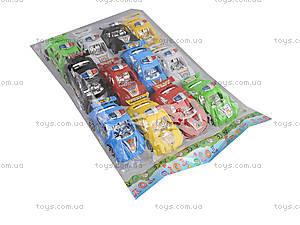 Машина инерционная, 6 цветов, 383G, фото