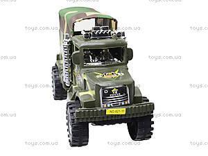 Военная инерционная машина, 821-11, детские игрушки