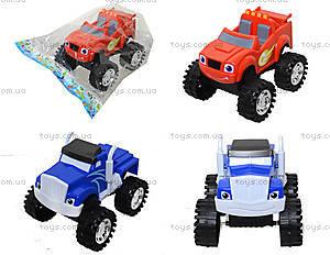 Большая игрушечная машина Blaze, 828-65-66
