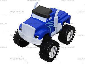 Большая игрушечная машина Blaze, 828-65-66, магазин игрушек