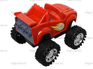 Большая игрушечная машина Blaze, 828-65-66, toys.com.ua